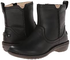 ugg s rianne boots amazon com ugg australia s neevah leather boots ankle
