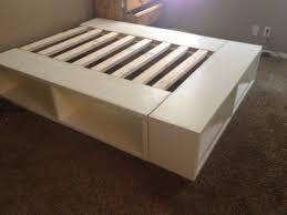 Make Your Own Platform Bed Frame Bedroom Diy Platform Bed With Storage Luxury Posted Byrachael
