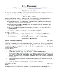 Resume Template Software by Software Engineering Resume Software Engineer Resume Sle