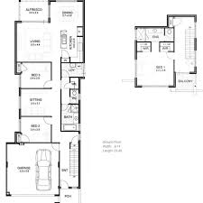 house plans narrow lot 18 narrow houses floor plans home narrow lot house plans narrow