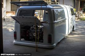 custom volkswagen bus 10 years in the making speedhunters