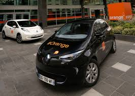renault zoe interior renault nissan alliance and orange expand electric vehicle