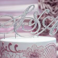 b cake topper shop initial wedding cake toppers on wanelo