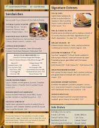 club grill pizza concord ohio menu