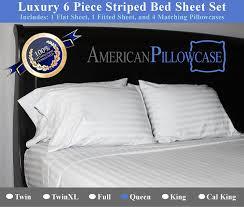 amazon com american pillowcase 100 egyptian cotton luxury