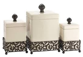 beautiful kitchen canisters how to decorate kitchen counters creative tips and guides