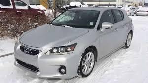 lexus hybrid ct lexus certified pre owned silver 2011 ct 200h hybrid premium