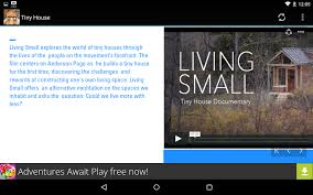 tiny house android apps on google play