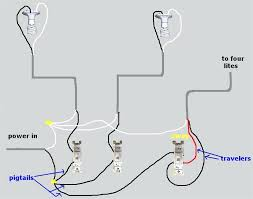 how to hook up a light switch how to hook up a 3 way light switch wire a 3 way light switch 4 2 2
