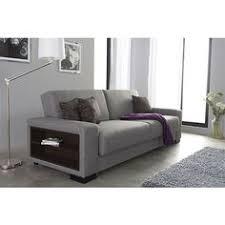 canapé 3 places convertible pas cher porto 3 canapé lit 2 places en tissu habitat salon