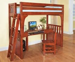Cheap Loft Bed Diy by Diy Loft Bed With Desk And Storage Bunk Bed With Table Underneath