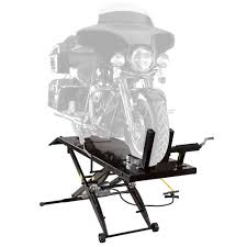 motorcycle lift table for sale black widow pneumatic motorcycle lift table 1 000 lbs capacity