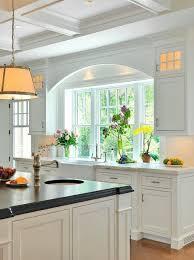 Ideas For Kitchen Windows Kitchen Windows Sink Jannamo