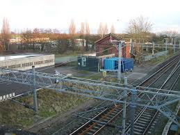 Welton railway station