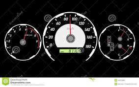 ferrari 458 speedometer speedometer sports car start acceleration and braking black