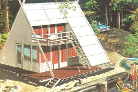 small vacation home plans very small vacation home plans the tiny houses of the 20th century architect magazine
