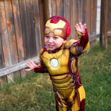 ironman halloween costume support the spirit of children program