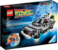lego mini cooper instructions 21103 back to the future time machine brickipedia fandom