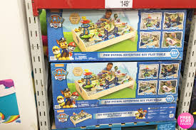 paw patrol adventure bay play table live now sam s club huge 1 day sale save on toys gift cards more