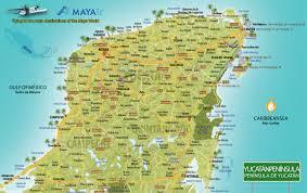 Map Of Cancun Image Gallery Mapa Cancun