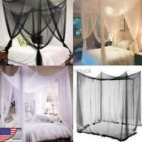 Sheer Bed Canopy Sheer Bed Canopy White Full Queen King Size New Lifestyles Brand