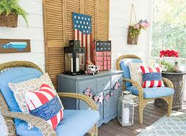 patriotic decor easy patriotic decorating ideas for july 4th gatherings