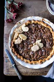 favorite thanksgiving pies salted bourbon pecan pumpkin pie half baked harvest