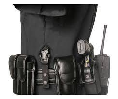 Tony Little Massage Chair Ergonomic Duty Belt Harness