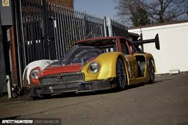 thor s hammer the mg gt3 s accelerated evolution speedhunters