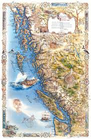 Map Of Alaska Towns by Expedition2010 Org Blog The Inside Passage Alaska British