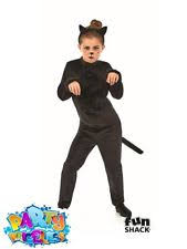 Black Kitty Halloween Costume Girls Cat Halloween Costumes Ebay