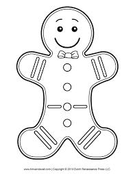 gingerbread man image free download clip art free clip art