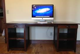 Under Desk Laptop Shelf Desk Computer Desk With Shelves Closeness Tall Computer Desk