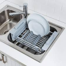uncategories kitchen sink drain gold dish rack wooden dish rack