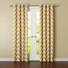 Curtains Decorations Decorating Yellow Curtains Target 13698 Blackouttains For