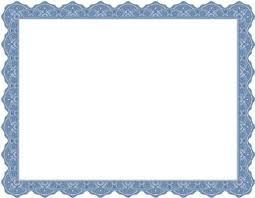certificate frame international ssr registry