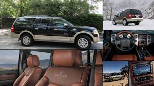 ford expedition king ranch ford expedition all years and modifications with reviews msrp