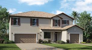sorrento new home plan in gran paradiso manor homes by lennar