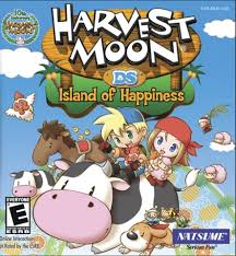 harvest moon island of happiness game giant bomb