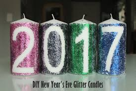 diy new year s decorations glitter shimmer and shine