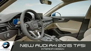 audi a4 2015 audi a4 new 2015 sedan interior design youtube