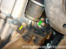 Mini Cooper Manual Transmission And Differential Fluid Replacement