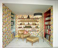 Colorful Bookcases 62 Home Library Design Ideas With Stunning Visual Effect