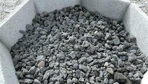 Rocks For Firepit Lava Rock Pit Ideawall Co