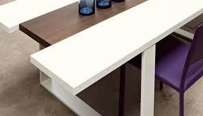 Contemporary Dining Table Contemporary Dining Table Oak Walnut Lacquered Wood Et 17
