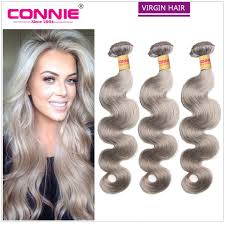 can ypu safely bodywave grey hair gray weave brazilian virgin hair body wave grey hair weave