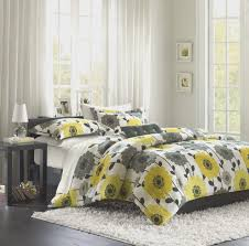 bedroom fresh gray and yellow bedroom ideas cool home design
