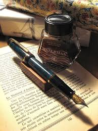 paper for fountain pen writing 152 best fountain pens images on pinterest hand type all black