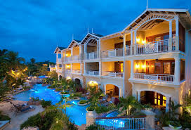 caribbean resorts with swim out suites resorts daily