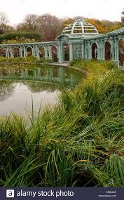 Westbury Botanical Gardens Westbury Gardens House On Island Ny Stock Photo Royalty